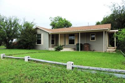 San Angelo Single Family Home For Sale: 1031 Tarver St