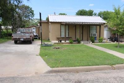 San Angelo Single Family Home For Sale: 2518 Coleman St