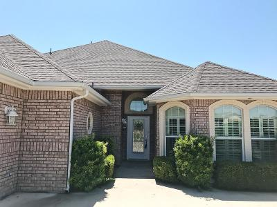 San Angelo TX Single Family Home For Sale: $389,000