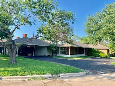 San Angelo, Wall, Christoval Rental For Rent: 928 W Washington Dr