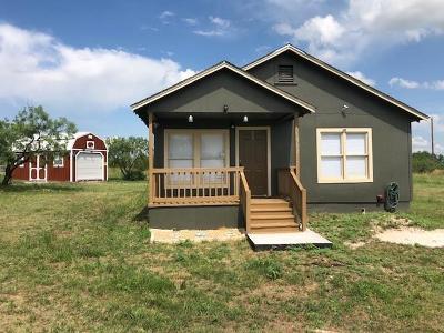San Angelo Single Family Home For Sale: 11502 Marshall St