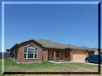 San Angelo, Wall, Christoval Rental For Rent: 1223 Wallace Lane