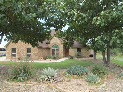 San Angelo Single Family Home For Sale: 3144 Pronghorn Path