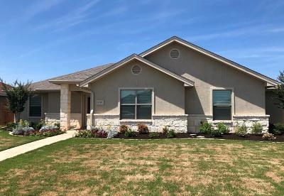San Angelo Single Family Home For Sale: 4165 Kensington Creek