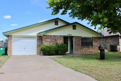 Rental For Rent: 1342 Fox Hollow St