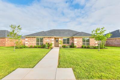 San Angelo Single Family Home For Sale: 4925 Red Oak Lane