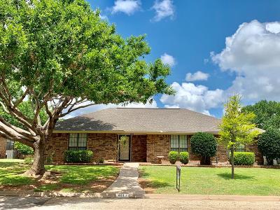 San Angelo Single Family Home For Sale: 4813 Scarlet Oak Dr