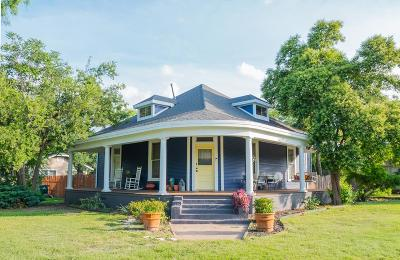 San Angelo Single Family Home For Sale: 301 S Monroe St
