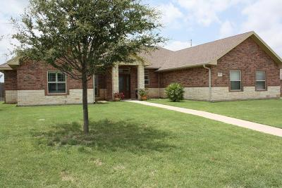 San Angelo Single Family Home For Sale: 2065 Rocky Point Trail