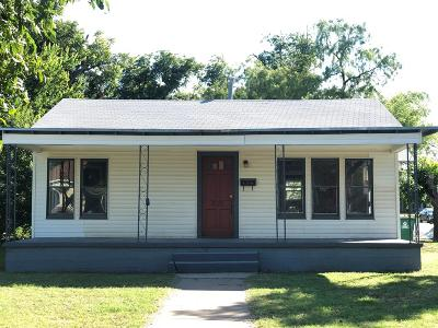 Single Family Home For Sale: 121 N Madison St
