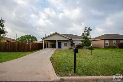 San Angelo Single Family Home For Sale: 2509 Junius St