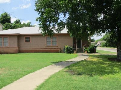 San Angelo Single Family Home For Sale: 2202 Houston St