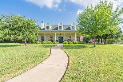 San Angelo Single Family Home For Sale: 1258 Gleneagles Dr