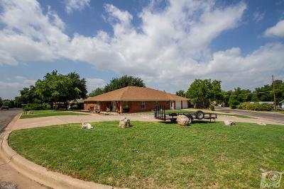 San Angelo Single Family Home For Sale: 3613 Clark Dr