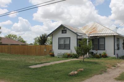 Rowena Single Family Home For Sale: 607 Ewald St
