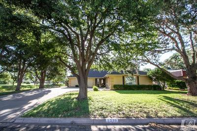 Bentwood Country Club Est Single Family Home For Sale: 5324 Fairway Dr