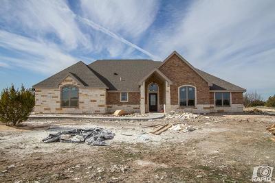 Christoval Single Family Home For Sale: 16775 Caballo Blanco Lane
