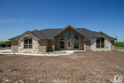 Christoval Single Family Home For Sale: 17125 Caballo Blanco Lane