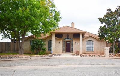San Angelo Condo/Townhouse For Sale: 3426 Sequoia Circle