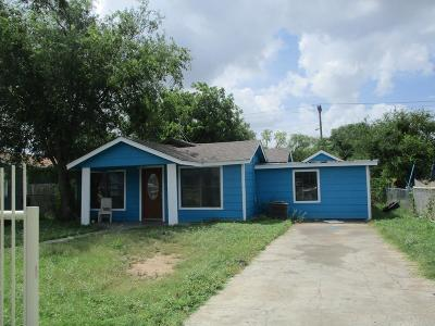 San Angelo Single Family Home For Sale: 2633 Webster St