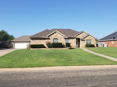 San Angelo Single Family Home For Sale: 409 Burlington Rd