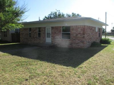 San Angelo Single Family Home For Sale: 3517 Juanita Ave