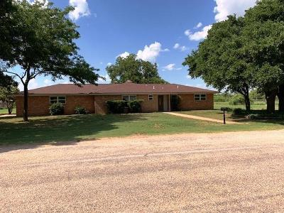 San Angelo Single Family Home For Sale: 308 Bluegrass Dr