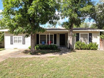 San Angelo Single Family Home For Sale: 410 S Adams St