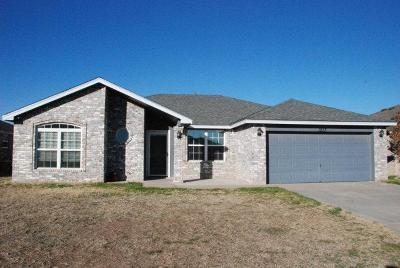 San Angelo Single Family Home For Sale: 1213 Henry Lane