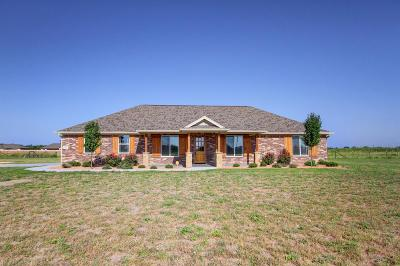 San Angelo Single Family Home For Sale: 829 Fairview School Rd