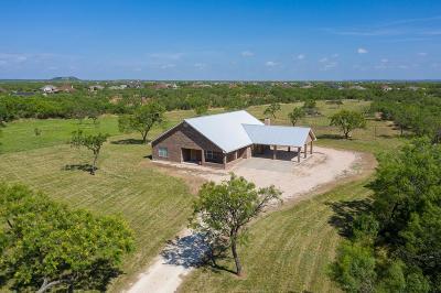 San Angelo Single Family Home For Sale: 3119 Lakota Lane