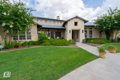 San Angelo Single Family Home For Sale: 5605 Imperial Court
