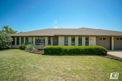 San Angelo Single Family Home For Sale: 248 Edinburgh Rd