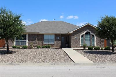 San Angelo Single Family Home For Sale: 4926 Scarlet Oak Dr