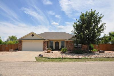 San Angelo Single Family Home For Sale: 7763 Elk Run