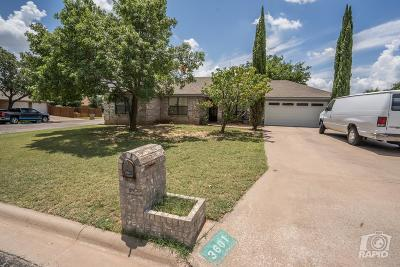 San Angelo TX Single Family Home For Sale: $179,000