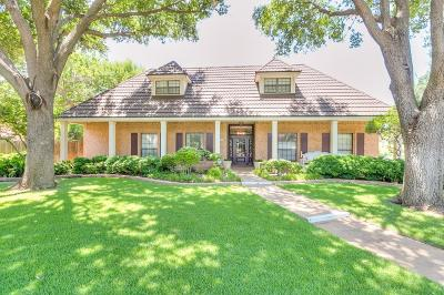 San Angelo Single Family Home For Sale: 5421 Bent Oak Court