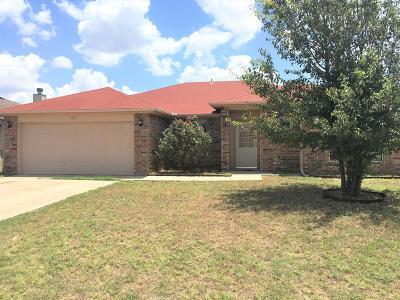 San Angelo Single Family Home For Sale: 1212 Hugo Lane