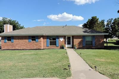 San Angelo Single Family Home For Sale: 2733 Janie Lane