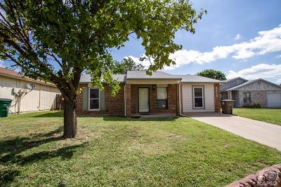 San Angelo Single Family Home For Sale: 3318 Erin St