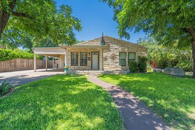 San Angelo Single Family Home For Sale: 604 Montecito Dr