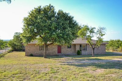 San Angelo TX Single Family Home For Sale: $240,000