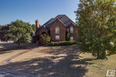 San Angelo Single Family Home For Sale: 1010 Avondale Ave