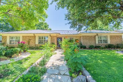San Angelo Single Family Home For Sale: 2815 Canyon Creek Dr