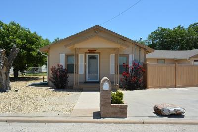 San Angelo Single Family Home For Sale: 3106 N Chadbourne St