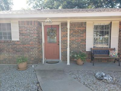 San Angelo Single Family Home For Sale: 3409 S Oxford Ave