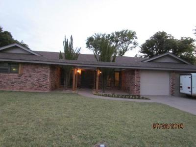 College Hills, College Hills South Single Family Home For Sale: 3213 Sunset Dr