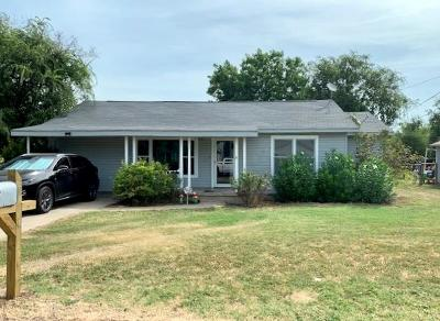 San Angelo Single Family Home For Sale: 210 Westland Ave