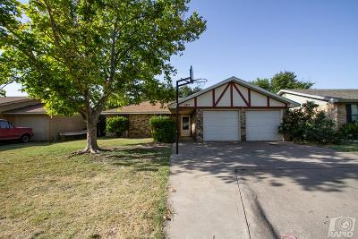 Single Family Home For Sale: 2517 Watson St