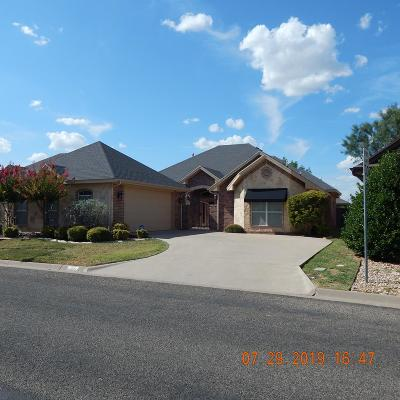 San Angelo, Wall, Christoval Rental For Rent: 1918 Valleyview Blvd